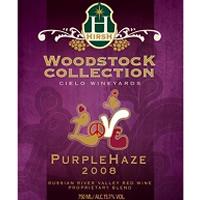 Cielo Malibu Estate Woodstock Collection Purple Haze 2008