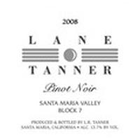 Lane Tanner Pinot Noir 2008