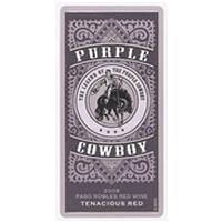 Purple Cowboy Tenacious Red 2007