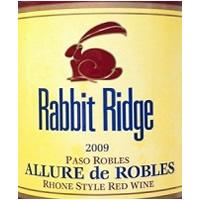 Rabbit Ridge Allure de Robles 2009