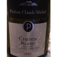 Pichon Claude Michel Chenin Blanc 2018
